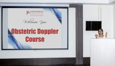 Overwhelming Response from Doppler Course Delegates