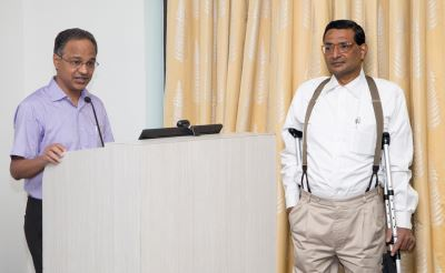 Guest Lecture by Dr. Vijay V. Yeldandi