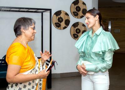 Fitness Expert Ms. Shilpa Reddy Launches NAARI Magazine