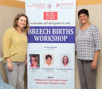 Workshop on Vaginal Breech Births