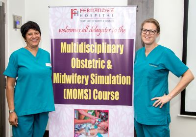 ANOTHER SUCCESSFUL MOMS WORKSHOP