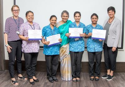 A POIGNANT DAY FOR FIFTH BATCH OF GRADUATING MIDWIVES